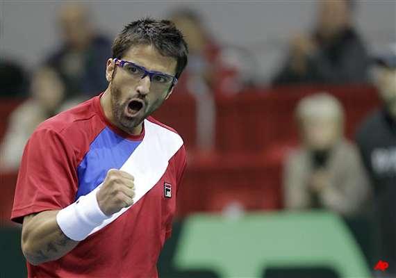 serbia beats sweden in davis cup