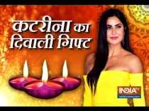 Katrina Kaif talks to India TV at the launch of Kay Beauty