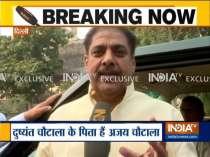JJP leader Dushyant Chautala
