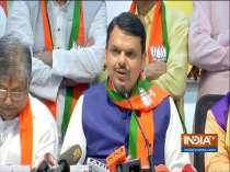I am grateful to the people of Maharashtra for accepting the BJP-Shiv Sena alliance: Devendra Fadnavis