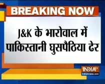 Pak intruder killed by BSF near Border Out Post-Bharowal