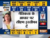 Mandate shows that people have rejected Manohar Lal Khattar, says Congress leader Ragini Nayak