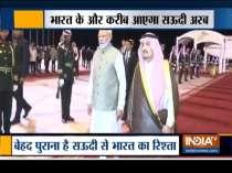 India and Saudi Arabia to sign agreements during PM Narendra Modi