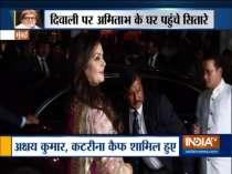 Katrina, Sara, Virat Kohli, Nita Ambani and others attend Amitabh Bachchan