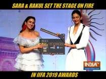 Sara Ali Khan, Rakul Preet Singh sizzle in white for IIFA event