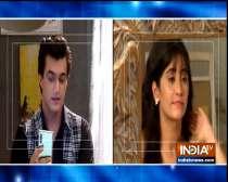 Yeh Rishta Kya Kehlata Hai: Naira-Kartik's cute moments