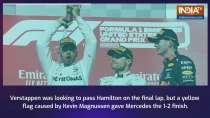 Lewis Hamilton clinches 6th F1 World Championship title at US Grand Prix