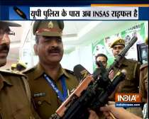 UP Police replaces .303 rifles with INSAS rifles