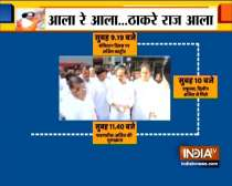 Uddhav Thackeray to be chosen as the CM candidate from Sena-NCP-Congress
