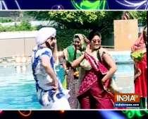 Naira & Kartik seen in a Punjabi avtaar!