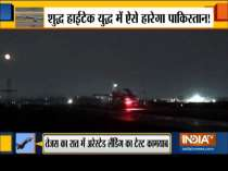 LCA Navy makes successful night time arrested landing in Goa