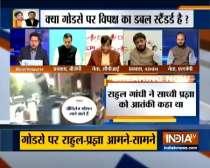 Kurukshetra: Opposition demands Pragya Thakur