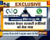 WhatsApp Hack: Israeli spyware on WhatsApp snooped on Indians