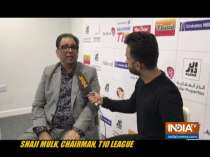 Happy with progress of T10 League in Abu Dhabi: Chairman Shaji Mulk