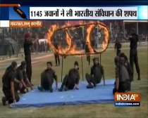 1145 police constables of Jammu and Kashmir police, in Ganderbal today