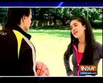 Kartik & Nayra enact Kuch Kuch Hota Hai