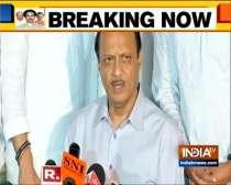 Governor of Maharashtra BS Koshyari has invited NCP to form government, says Ajit Pawar
