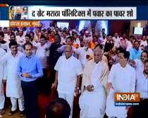 All MLAs took oath at the Grand Hyatt to stick to the Shiv Sena-Congress-NCP combine