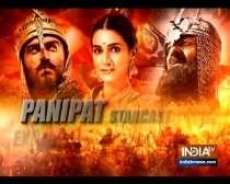 Arjun Kapoor, Kriti Sanon talk about their film Panipat
