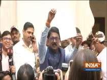 Shiv Sena MP Arvind Sawant quits Union Cabinet