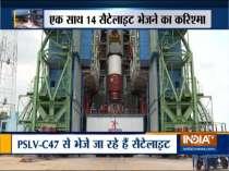 ISRO to launch CARTOSAT-3, 13 other US satellites from Sriharikota today