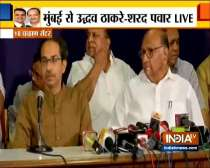 No NCP leader or worker is in favour of an NCP-BJP government:NCP Chief Sharad Pawar