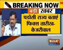 Stubble burning is responsible for Delhi pollution:Arvind Kejriwal
