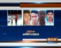Video: Hyderabad Case Accused Caught In CCTV At Petrol Pump