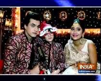 Yeh Rishta Kya Kehlata Hai: Kairav and Vansh don Santa avatar