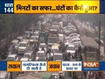 Exclusive: Anti-CAA protests caused huge traffic jams in Gurugram, Delhi