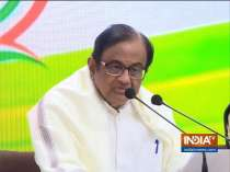 Govt an incompetent manager: Chidambaram tears into govt on slowdown