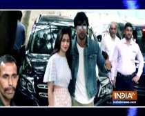 Alia Bhatt attends Kapoor family