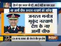 Manoj Mukund Naravane to take over as new Army Chief today