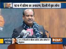 Lok Sabha Speaker Om Birla remembers Arun Jaitley on his birth anniversary