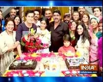 Yeh Rishta Kya Kehlata Hai team celebrates 1000 episodes completion of Kaira
