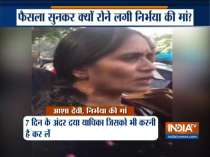 Exclusive: Delhi court gives more time to Nirbhaya killers,