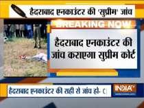 Supreme Court orders 3-member judicial inquiry into Hyderabad encounter