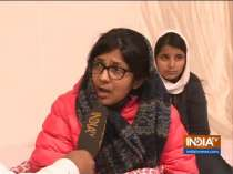 DCW chief Swati Maliwal sits on hunger strike; demands capital punishment for rapists