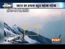 Indian army retalites to Pak firing, destroyes army bunkers at Leepa Valley in PoK