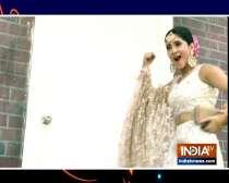 Naira turns into Daya in the show Yeh Rishta Kya Kehlata Hai