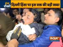 Bhim Army Chief Chandra Shekhar Azad being taken to Tihar Jail
