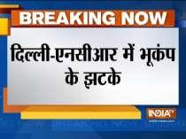 Earthquake in Delhi-NCR