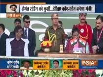 Hemant Soren sworn in as Jharkhand Chief Minister