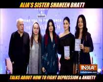 Alia Bhatt's sister Shaheen opens up about her battle with depression