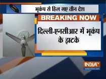 Earthquake rocks Delhi-NCR, Punjab, Haryana, Kashmir