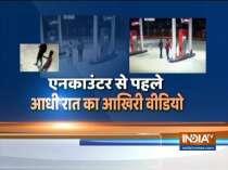 Hyderabad case accused caught in CCTV at petrol pump