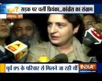UP police strangulated, manhandled me: Priyanka Gandhi