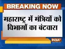 Maharashtra Govt: Shiv Sena gets Home, NCP Finance, Congress gets revenue and PWD