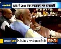 Govt to discuss National Population Register (NPR) updation in Cabinet meet