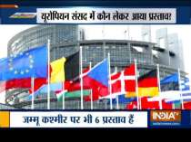Some European Union members intend to move draft resolution on Citizenship Amendment Act